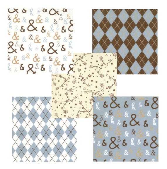 Pure by sweetwater for moda fabrics little boy blue mini for Little boy fabric