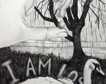 Lost-Original Drawing