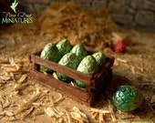 Emerald Dragon Egg - WIZARD RANGE