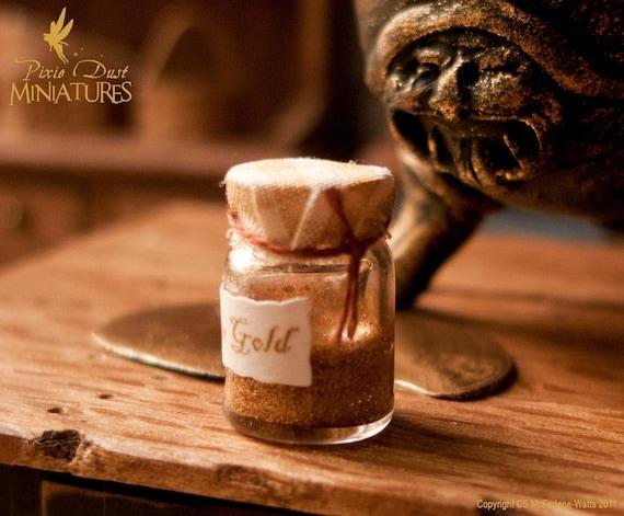 Jar of Molten Gold - WIZARD RANGE