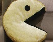 Pacman Plush Pillow Cushion