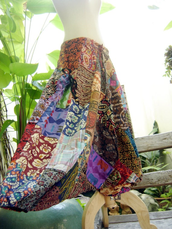 PATCHWORK Simply Comfy Roomy Pants PM1203-02