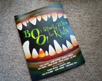 Boo: A Spooky Tales for Kids