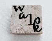 Square Tile Magnet Walk