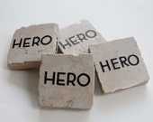 HERO Square Tile Magnet