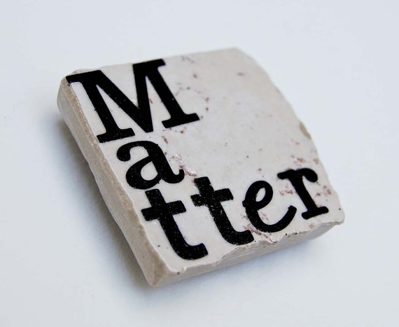 Matter Make a Difference 2x2 Tile Magnet