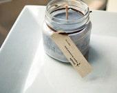 Lavender Soy Candle - 8 Ounce Mason Jar