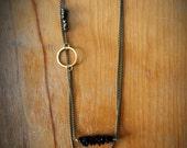 black sheep necklace