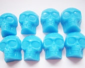 TROPICAL RAIN Scary Skulls Soap Great for Kids