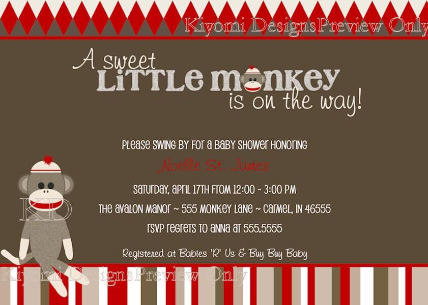 Snapfish Baby Shower Invitations is adorable invitation example