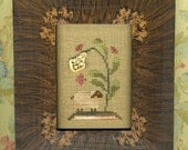 Under The Blossom Tree with Vintage Embellishment included