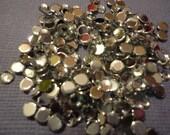 Clear acrylic rhinestone  deco diy decoden 4 mm   more than 100 pcs---USA seller