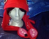 Giant Squid Hat