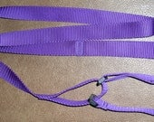 All-in-one 4 foot Martingale/Leash Combo Any Color