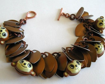 Monkey Bells Chainmaille Bracelet Kit