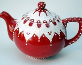 Custom order Teapot of your choosing