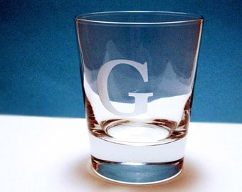 12  Personalized Groomsmen Whiskey Glasses