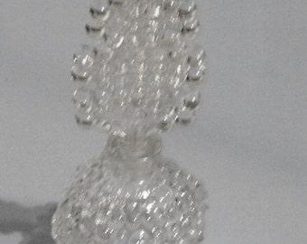 Vintage 1930's Perfume Bottle