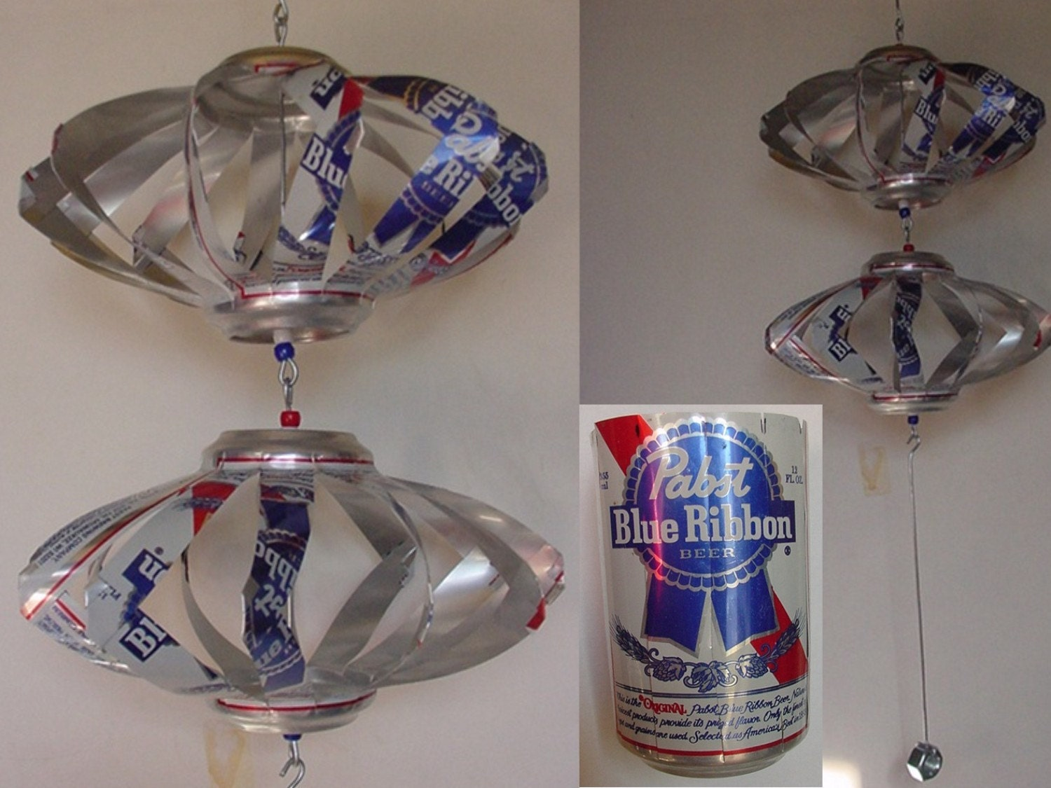How To Build A Whirligig Out Of Cans
