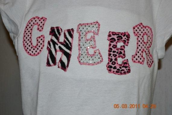 Bling Cheer Tshirt