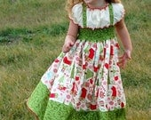 JUST TODAY 35 dollars Toddler and Girl sizes 12m to 5 Christmas Dress