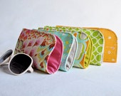 Sunglasses Case, Reading Glasses Case, Design Your Own, 3 sizes available