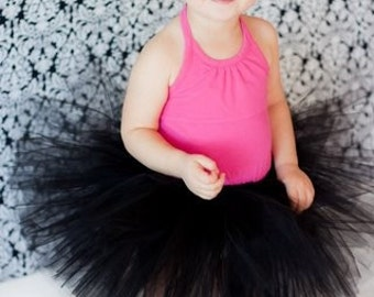 Tutu - Black Size Newborn to 5T