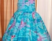 Disney ARIEL the  LITTLE MERMAID Dress