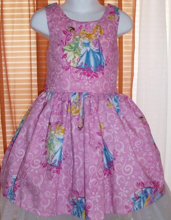 Disney Princess Dress  Pink size 4-5