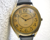 Vintage Luch Men's mechanical watch