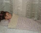 Sleeping Bag for Bthyle or Barbie doll