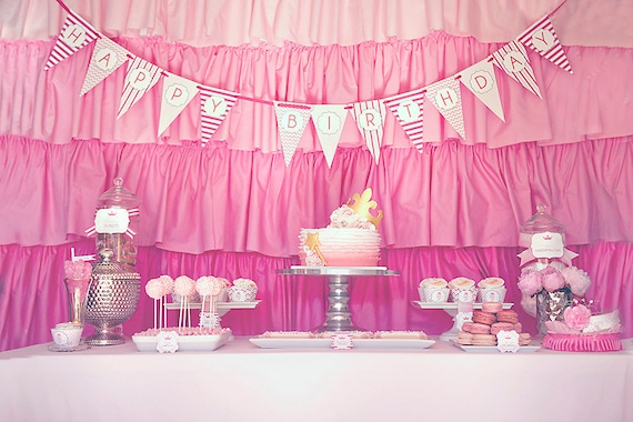 Printable Princess Party Package