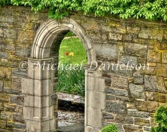 Photograph Fine Art Print Through the Arch