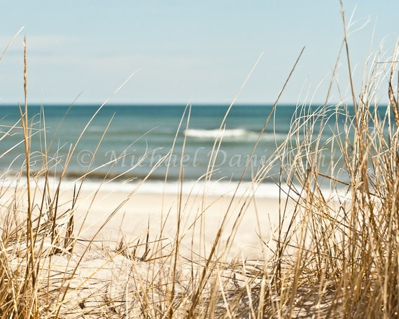 Beach Photograph Print Summer's Around the Corner 8x10