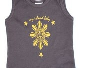 SALE! Filipino Sun Infant Tank, Sizes 6.12.18 months