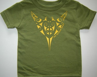 SALE! Manta Ray Infant Tee 12.18 months