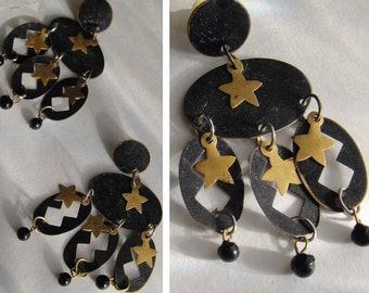 Elem Star Mobile Earrings