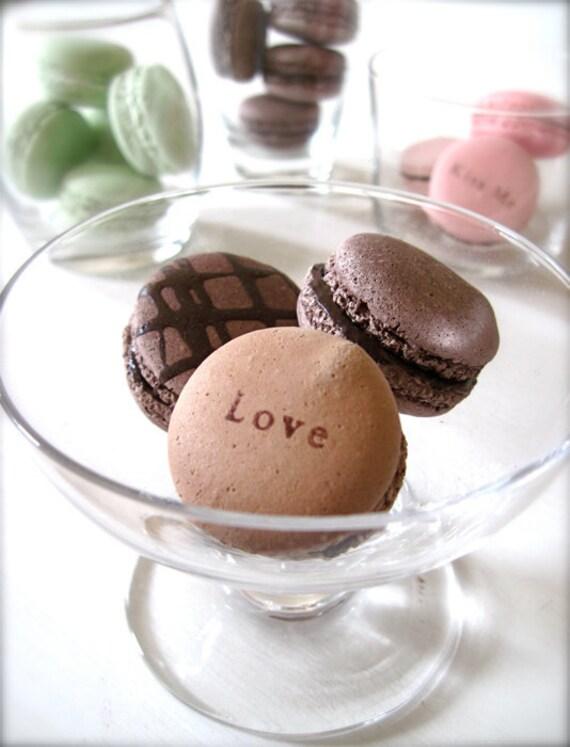 Valentine's Day Gift-Sweet Interior-Ceramic Chocolate Macaron Sachet-Fragrance Object