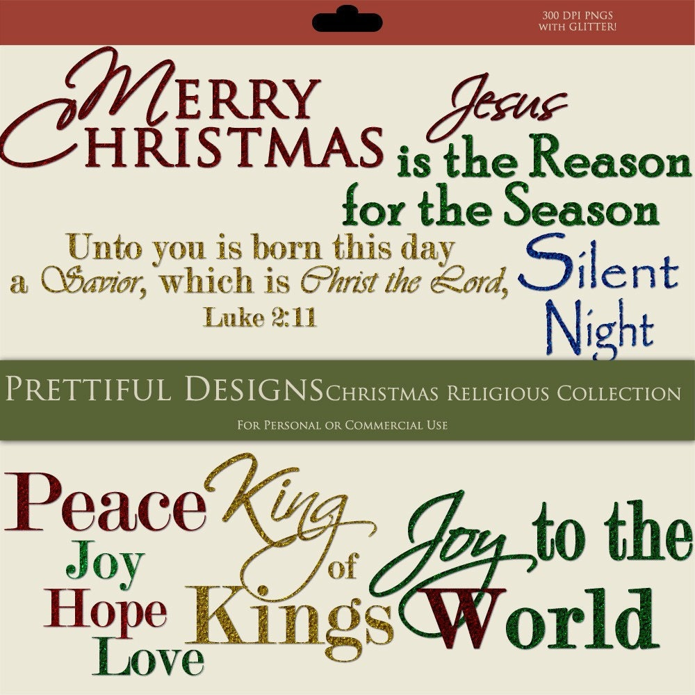 Christian Christmas Clipart Free Download