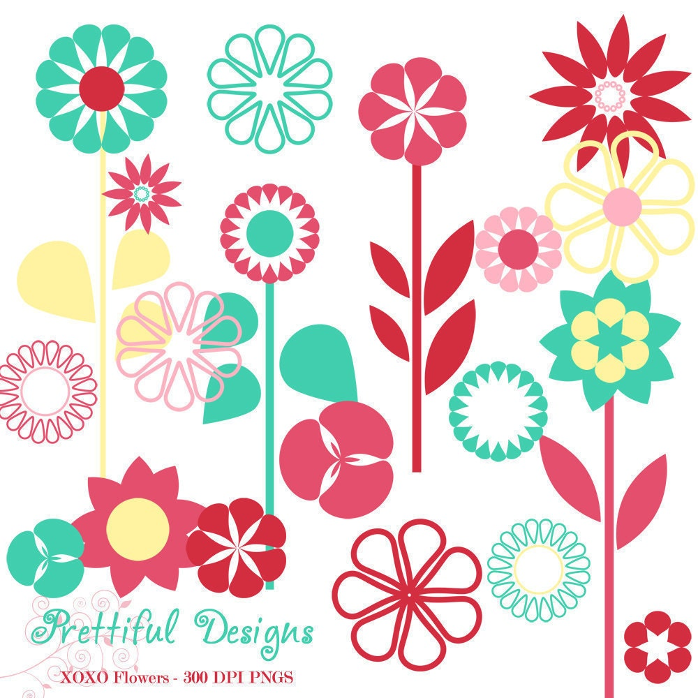 Flower Digital Scrapbooking