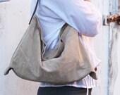 Billet Bag - Suede shoulder bag