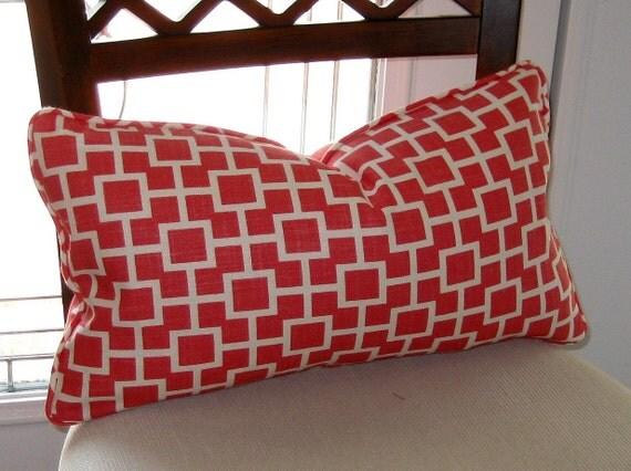 Cats Cradle Lumbar Pillow Cover