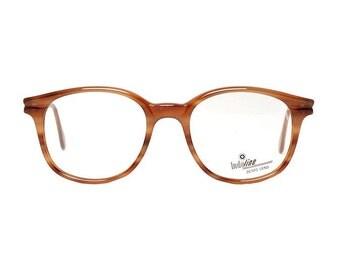 Avellana brown Vintage Eyeglasses - vintage glasses