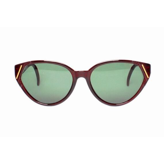 Grenade Red Vintage Sunglasses - Rosa Grana