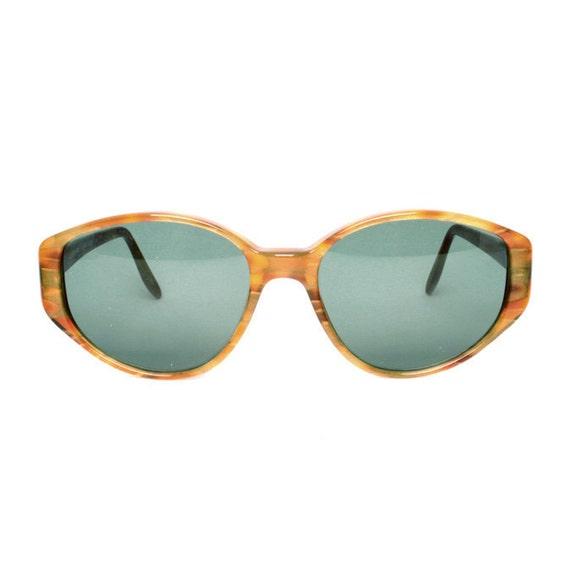 Brown Vintage Sunglasses - Glenda 621 - 1980's New Sun Glasses
