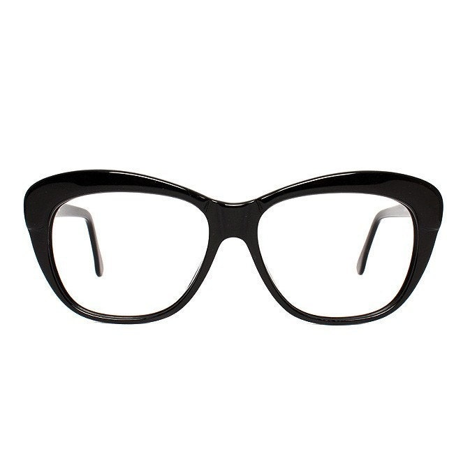 Vintage Eyeglass Frames Etsy : Ghost Vintage Eyeglasses by MODvintageshop on Etsy