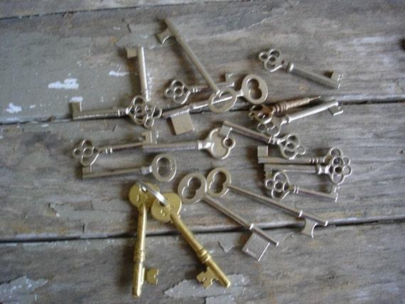 skeleton keys U Get 18