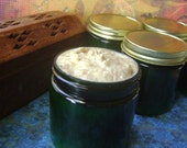 Handmade Facial Scrub, Natural Soap with Finely Ground Apricot Seed and Tea Tree Essential Oil