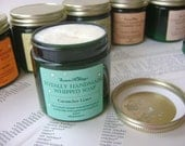 Cucumber Lime Whipped Soap, Totally Handmade