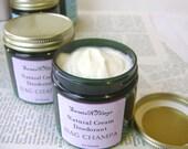 Natural Cream Deodorant, Nag Champa Scent